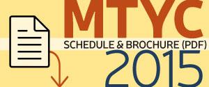 MTYC 2015 Brochure